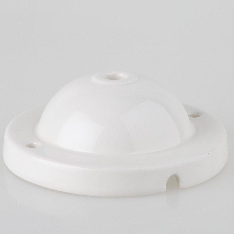 lampen leuchten porzellan keramik baldachin 117x42mm. Black Bedroom Furniture Sets. Home Design Ideas