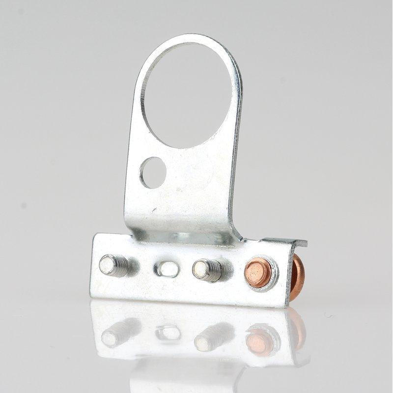 Lampen Kabelaufhanger Metall Verzinkt Kabel Zugentlaster Fur 13er