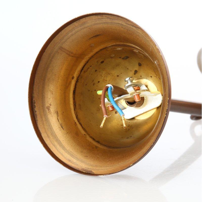E27 lampen kettenpendel antik fume 1m lang mit metall for Lampen antik